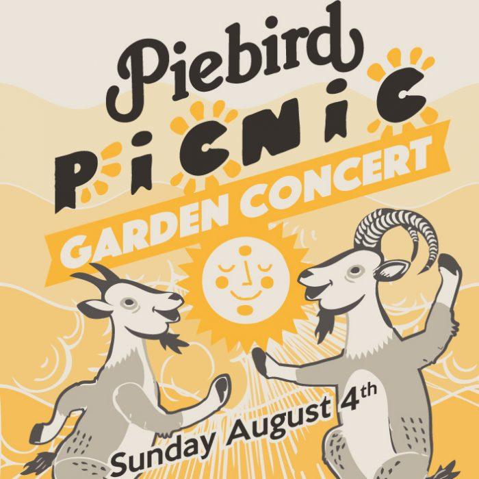 Piebird Picnic Concert